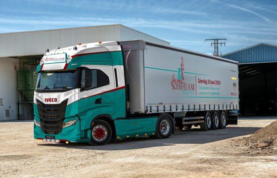 Jan van Schaffellaar Truckevent 2020