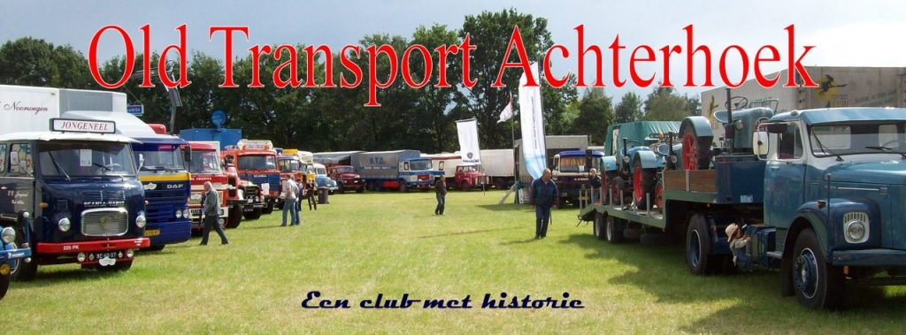 Old Transport Achterhoek 2020