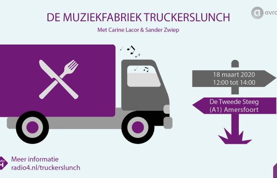 Muziekfabriek Truckerslunch