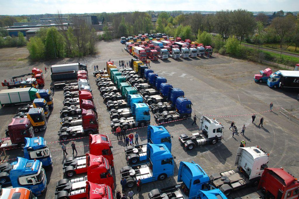 Truckrun Raalte 2020