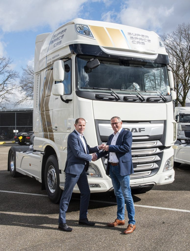 DAF XF Celebration Edition