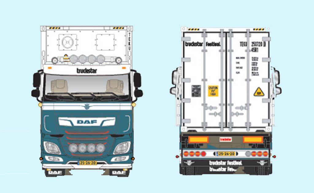 Truckstar Festivalmodel 2020
