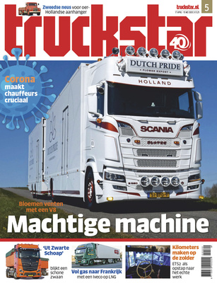 Cover Truckstar 5-2020