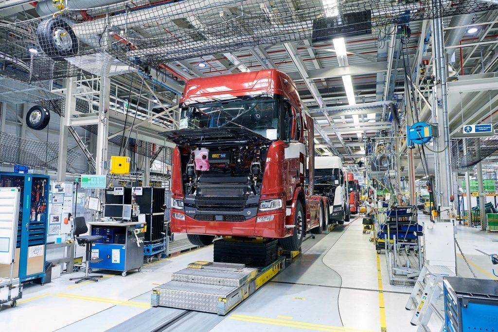 Scania Production