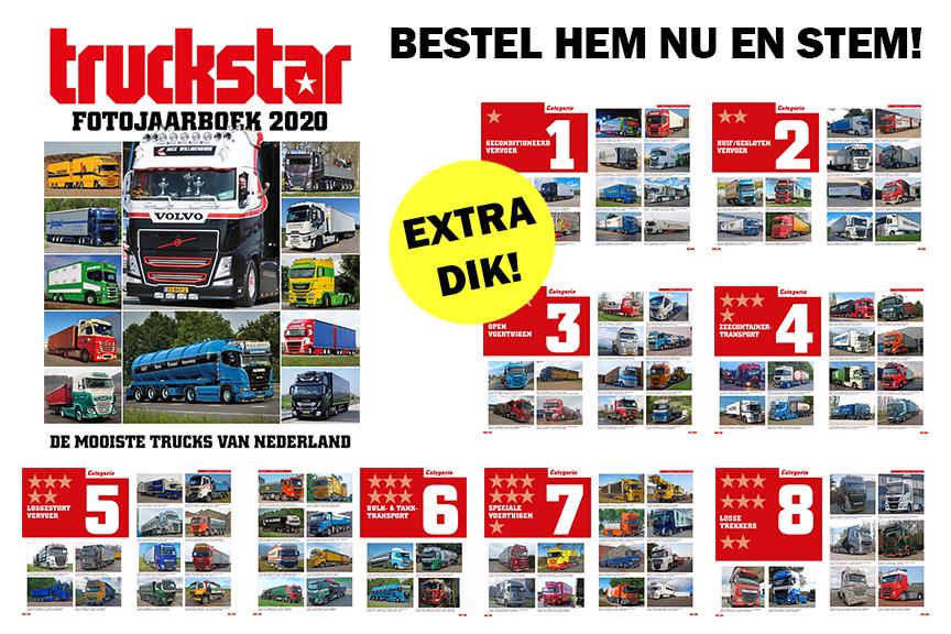 Truckstar Fotojaarboek