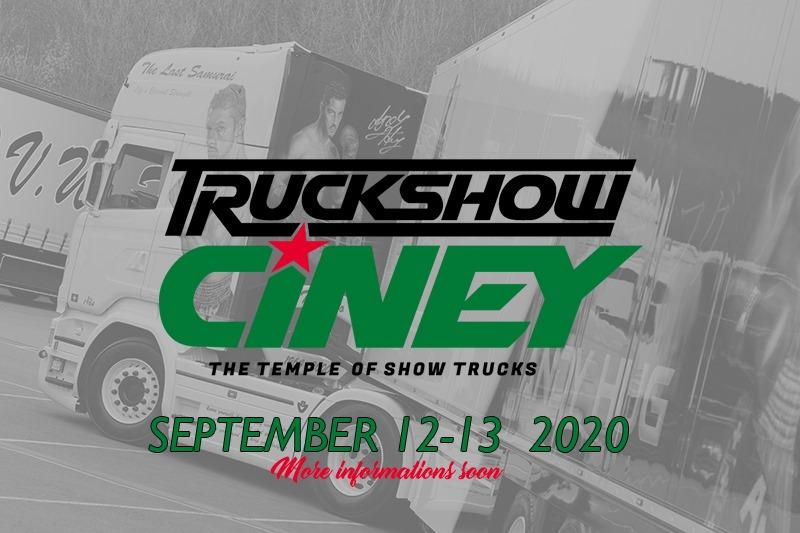 Truckshow Ciney 2020
