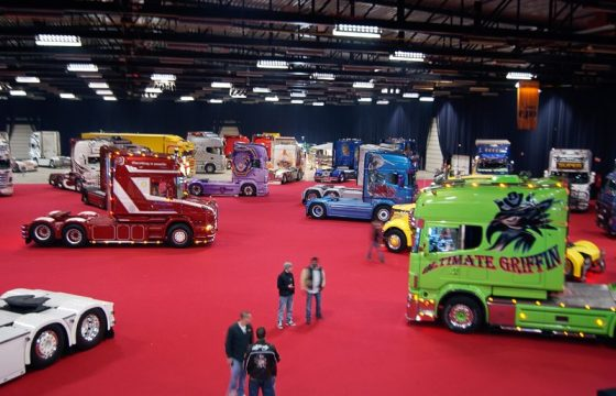 Ciney Truckshow 2021
