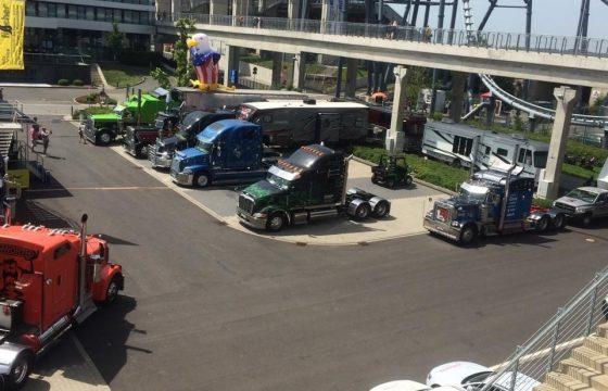 Nürburgring 2021 Truck Grand-Prix