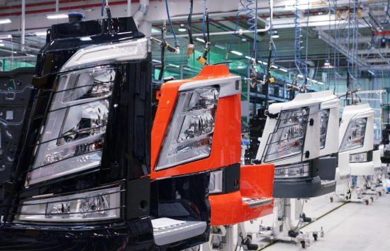 Volvo Trucks productie