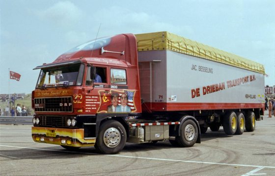 De Drieban Transport