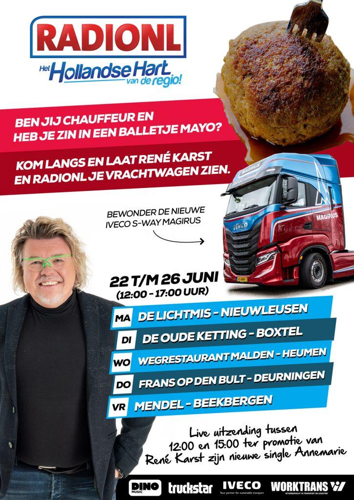 Radio NL & Truckstar