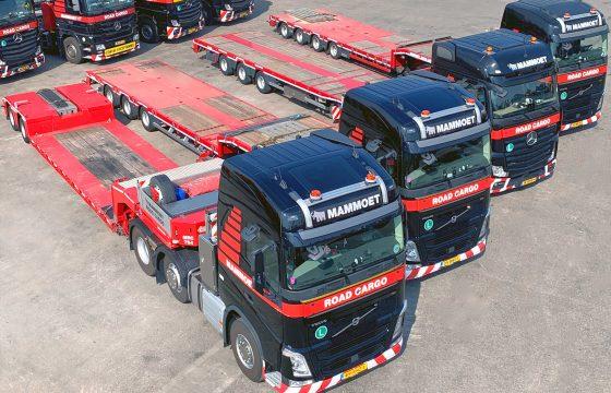 Mammoet Road Cargo