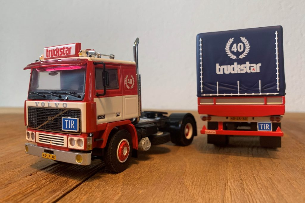 Truckstar Jubileummodel