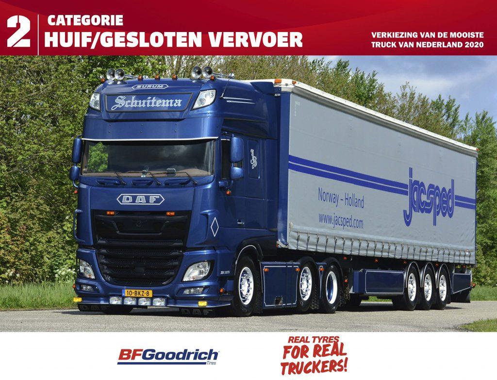 Mooiste Truck van Nederland