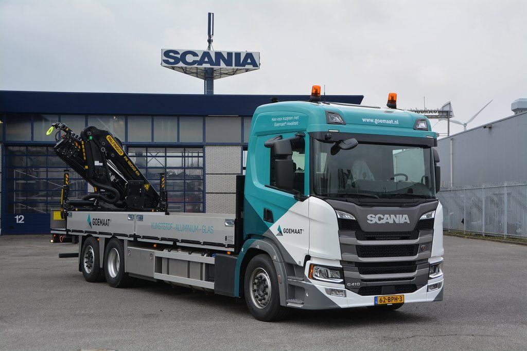 Goemaat Scania