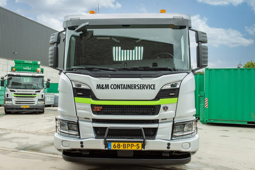 M&M Containerservice