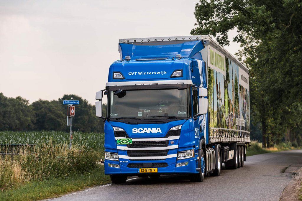 OVT Scania