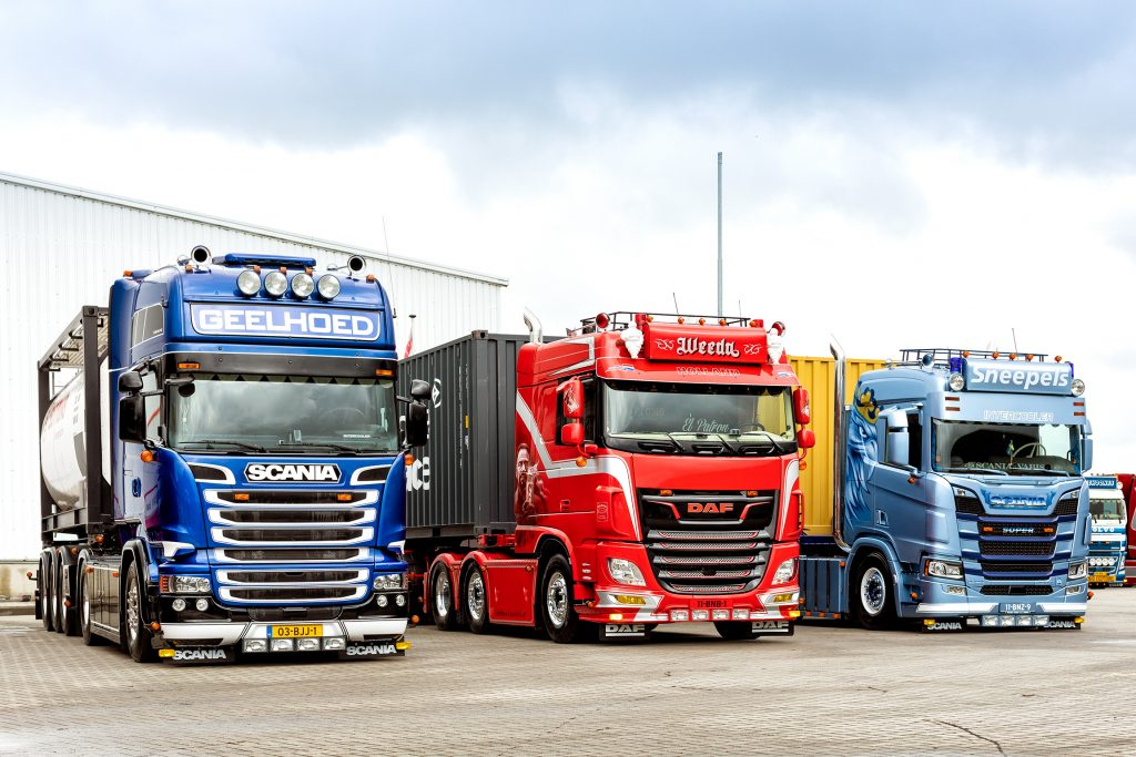 categorie 4 - zeecontainertransport