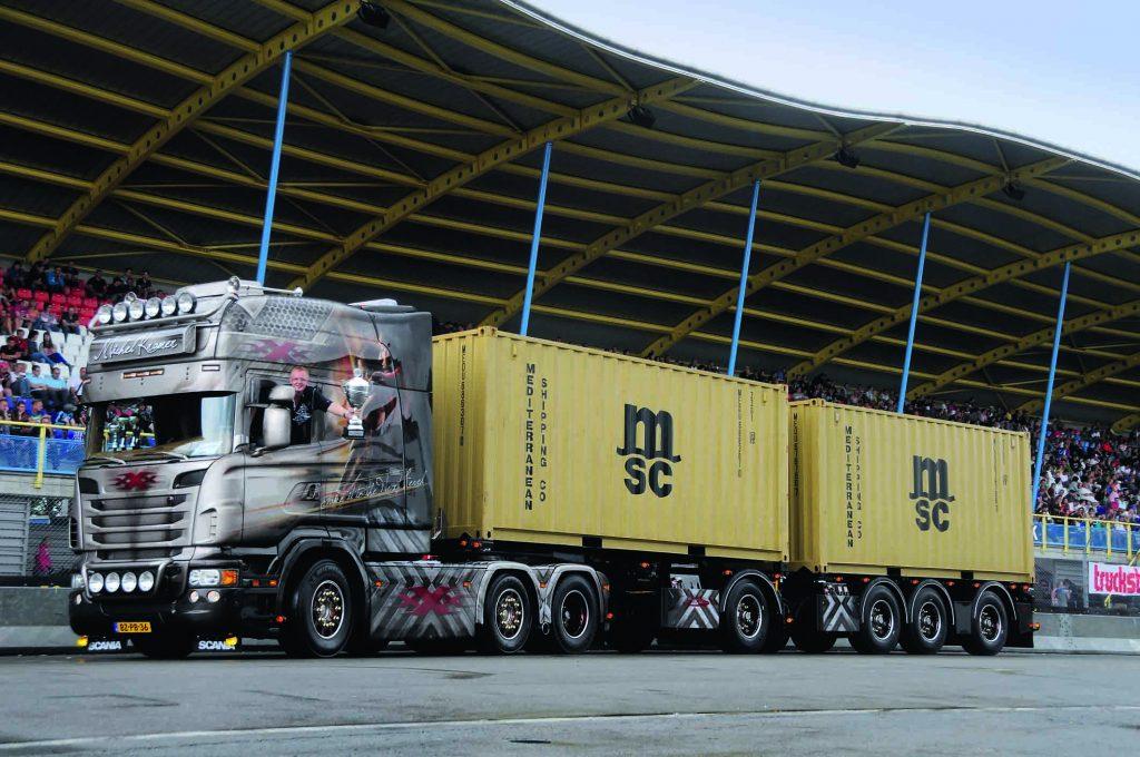 zeecontainertransport