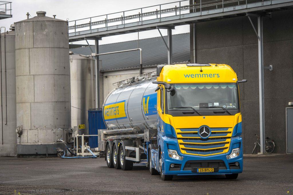 Wemmers Tanktransport