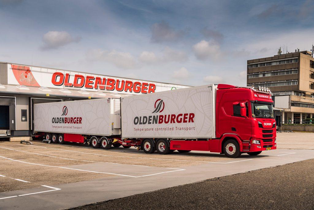 Oldenburger Scania