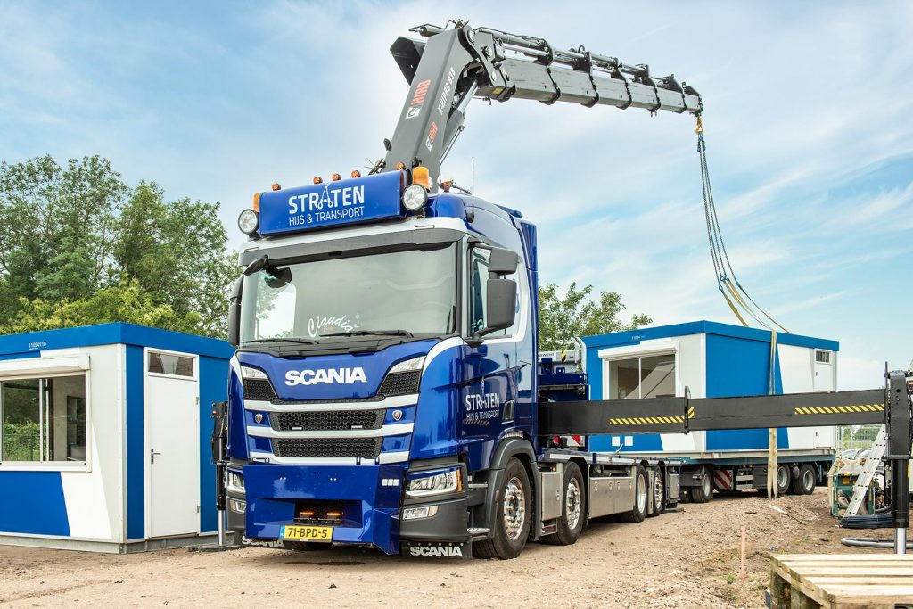 Straten Hijs & Transport