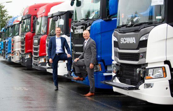 NOW-regeling Scania
