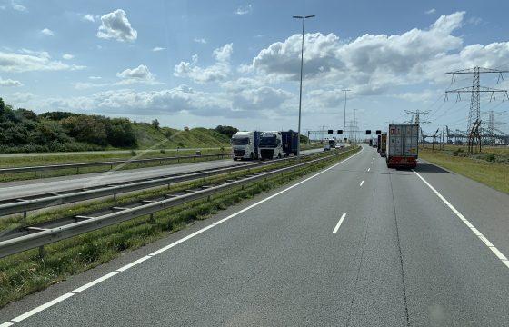 onderhoud aan wegen