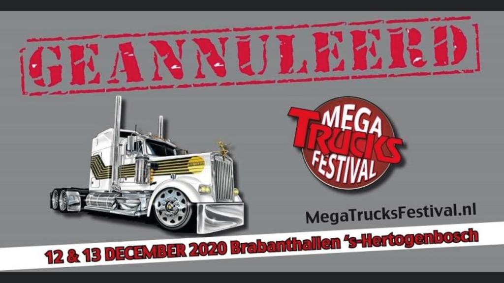 Mega TF geannuleerd