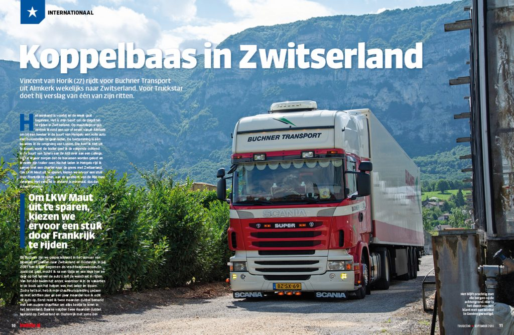 Buchner Transport