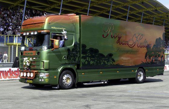 Truckstar Festival 2001