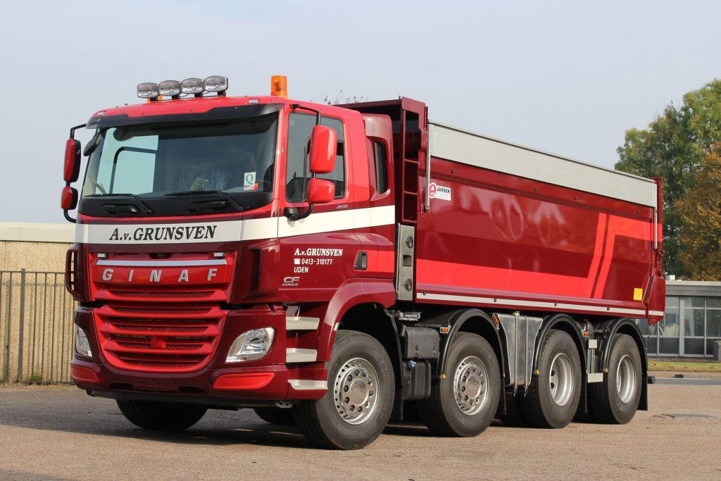 Ginaf Trucks