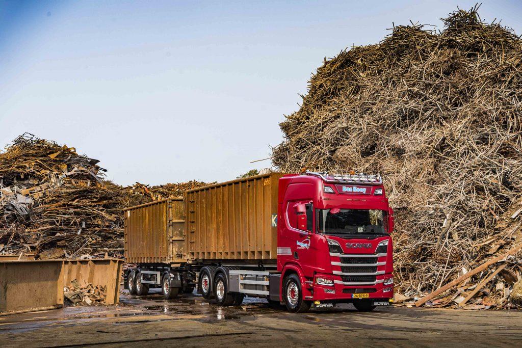 Scania r450 bas kooij