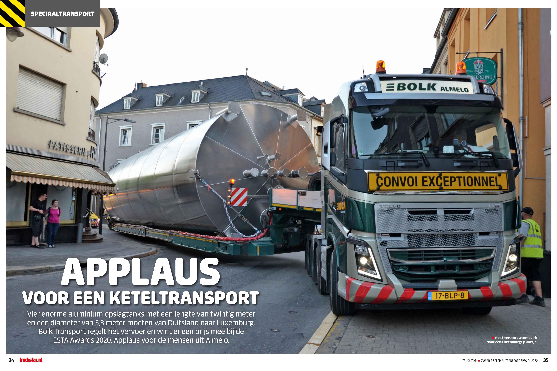 Zwaar en Speciaal Transport Special 2020