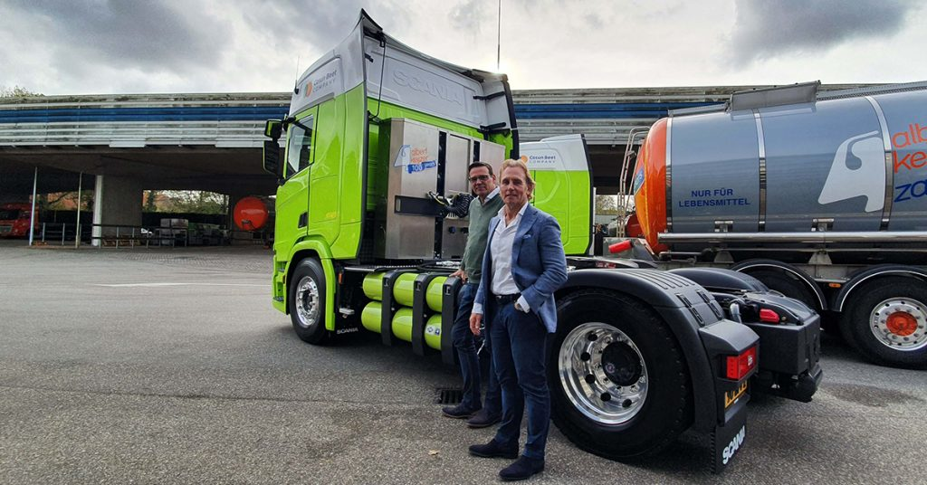 Scania CNG
