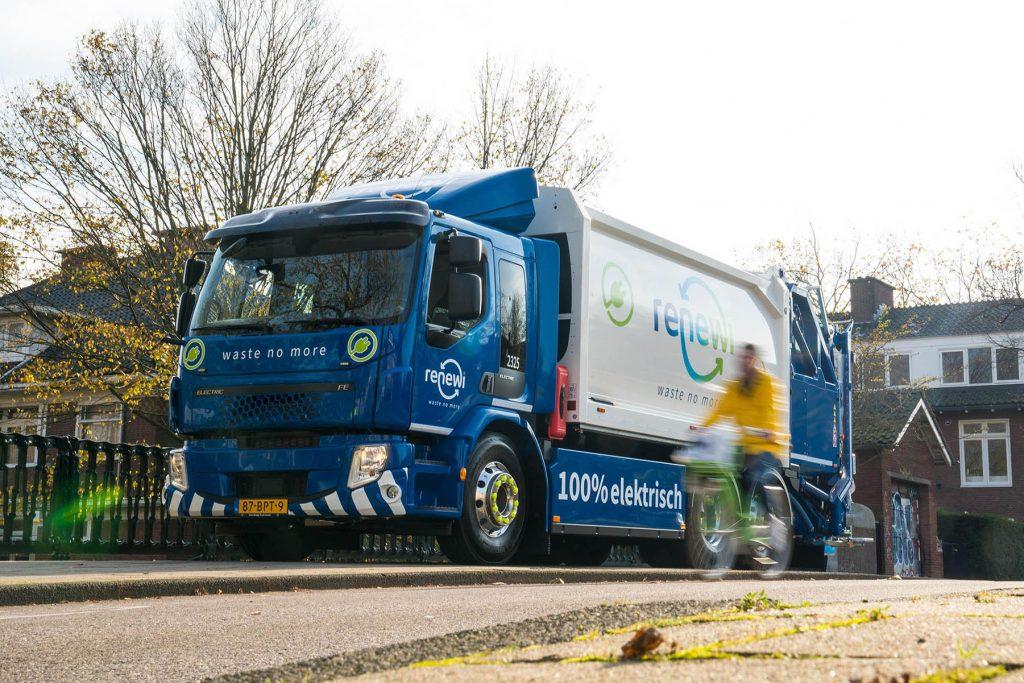Volvo FE Electric Renewi