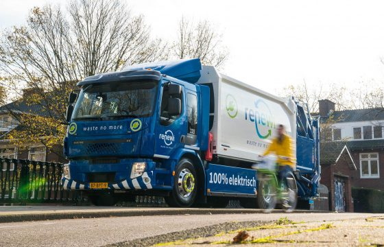 Volvo FE Electric Renewi