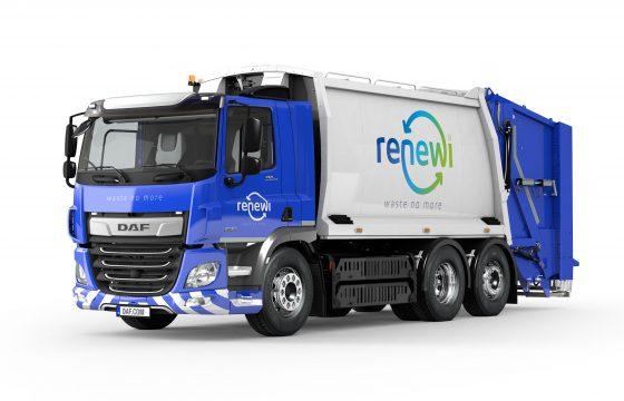 Renewi DAF Electric