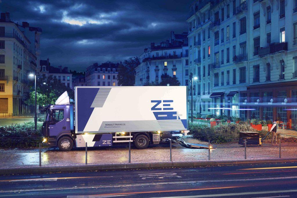 elektrische Renault Trucks