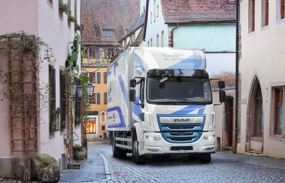 DAF LF Electric