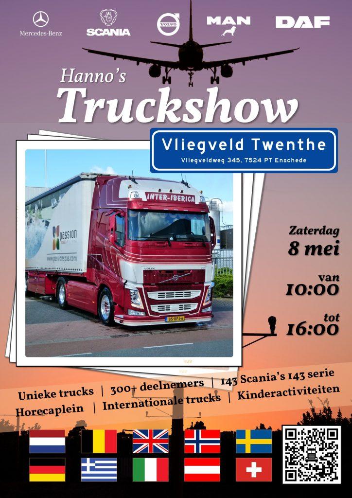 Hanno's Truckshow 2021
