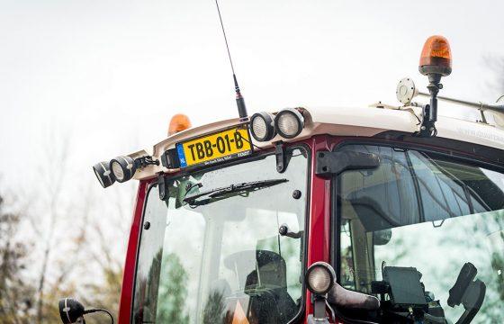 kenteken landbouwvoertuigen