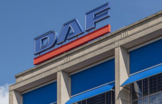 marktaandeel DAF