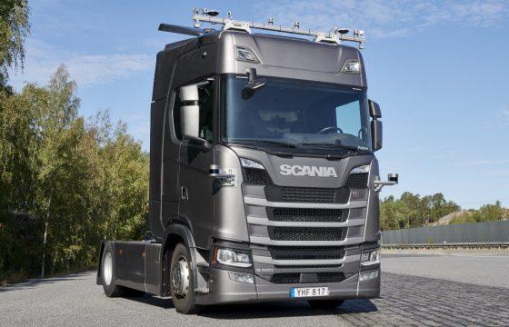 zelfrijdende trucks