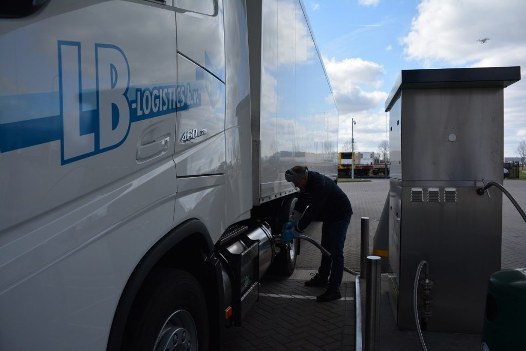 LB logistics