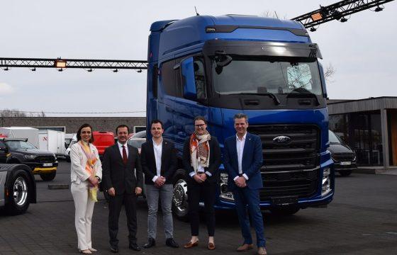 ford trucks belgië