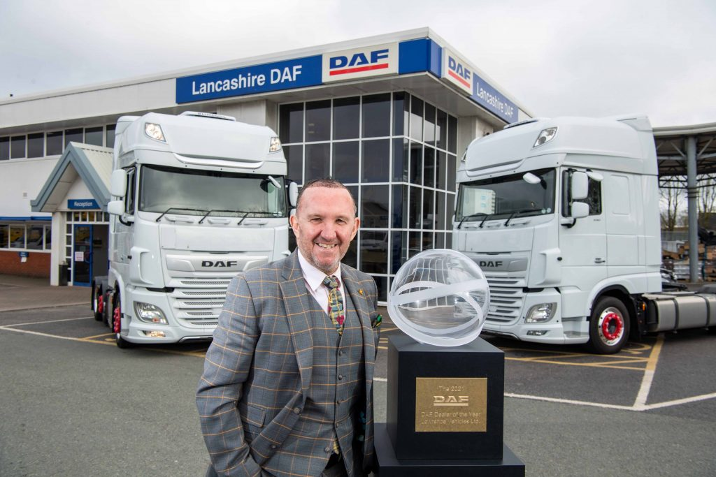 International Dealers of the Year 2021