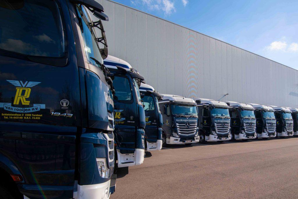 Van Rooijen Logistiek