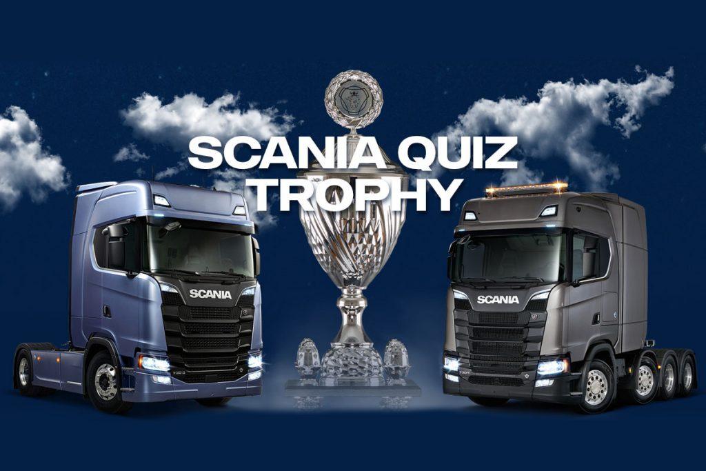 scania quiz trophy