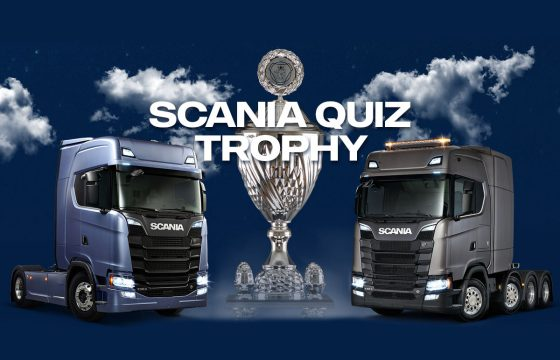 scania quiz trophy